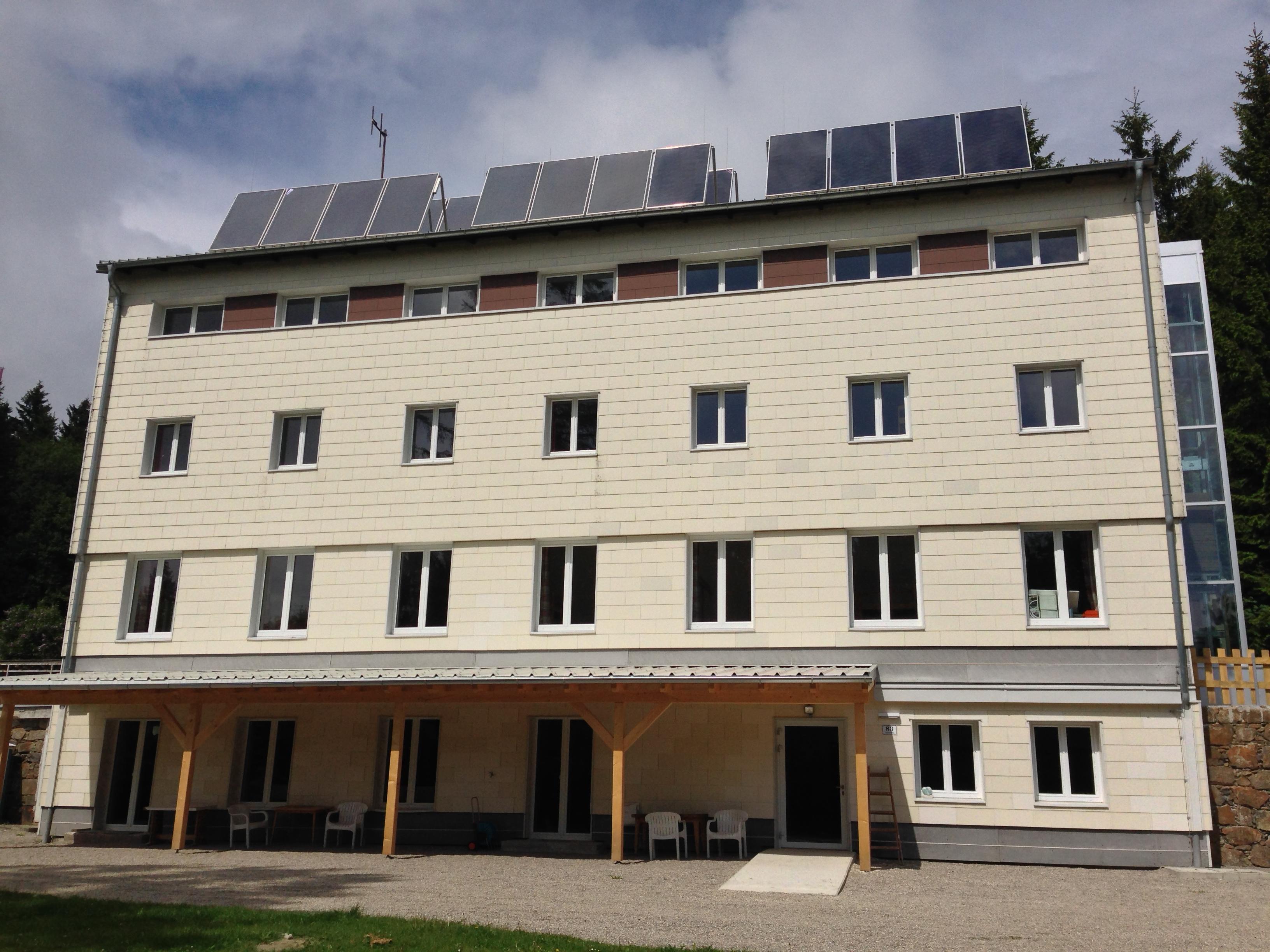 Die Giselawarte Alpenverein
